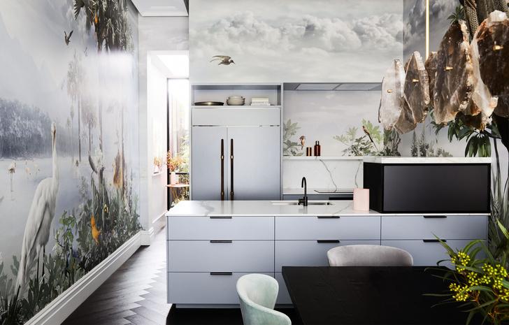 Между дизайном и искусством: дом в Австралии (фото 0)