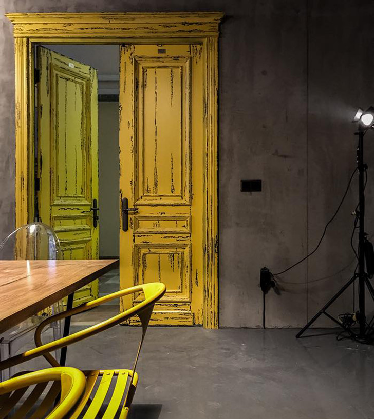 Все в дом! Двери, полы, стеновые панели и фурнитура от русских дизайнеров (фото 22)