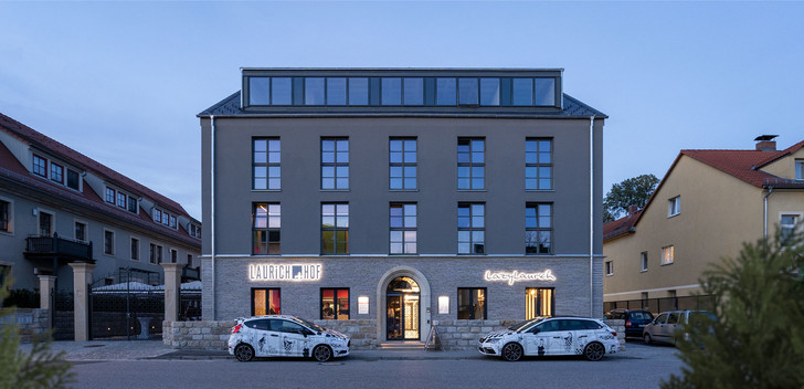 Дизайн-отель Laurichhof в Пирне (фото 0)