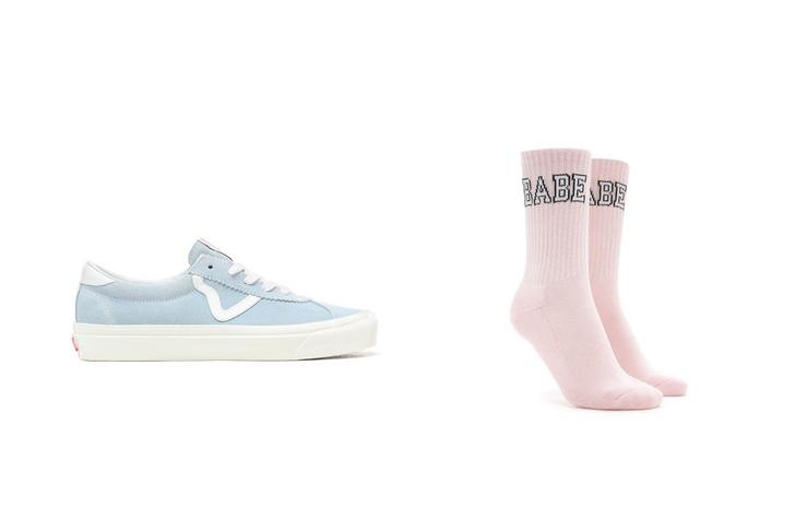 Где найти модные носки и с чем их сочетать? (фото 0)