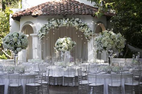 Весенняя свадьба: оформление   галерея [2] фото [5]
