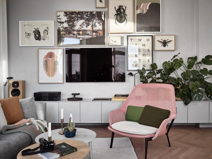 Телевизор в гостиной: пять распространенных ошибок (фото 8)