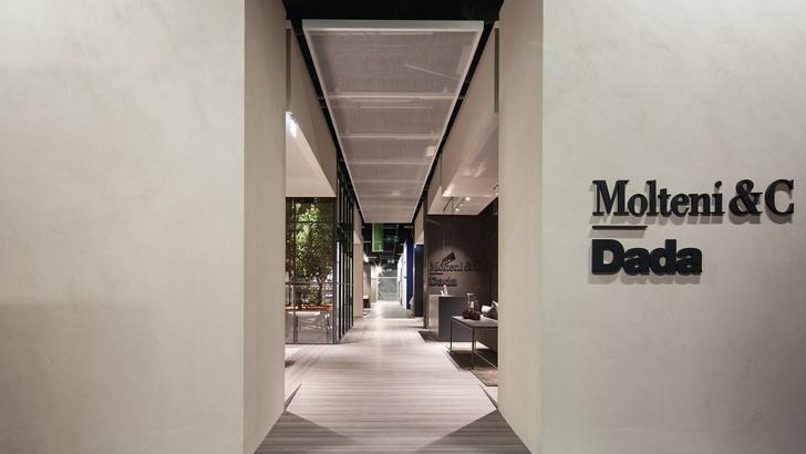 Триумф-палас. Новинки Molteni & C и Dada на выставке в Кельне (фото 0)