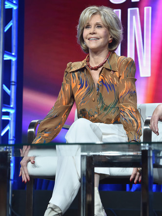 Легенда 80-х: Джейн Фонда приступила к съемкам сиквела «С девяти до пяти» (фото 1)