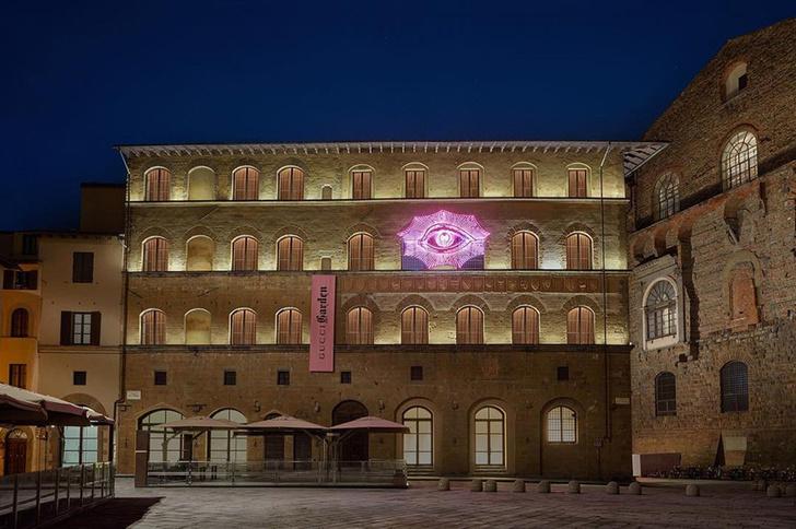 Модный дом GUCCI открыл ресторан во Флоренции (фото 0)
