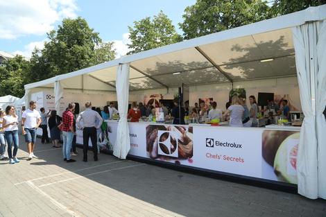 Гастрономический фестиваль Taste of Moscow прошел при поддержке компании Electrolux   галерея [1] фото [3]