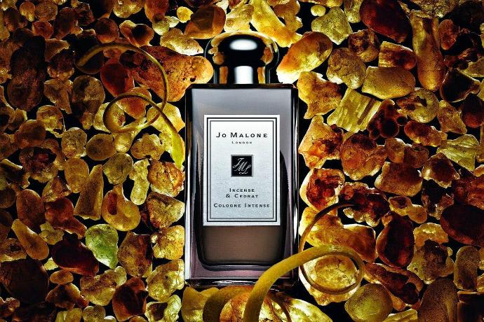 Новый аромат Incense & Cedrat от Jo Malone