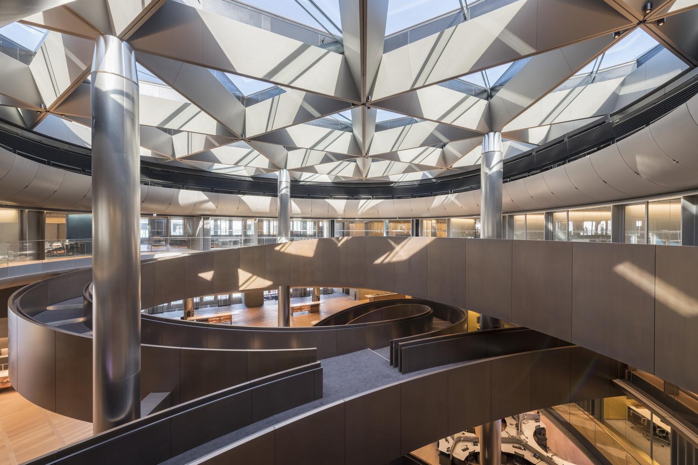 Штаб-квартира Bloomberg — новый проект Foster +Partners (галерея 4, фото 2)