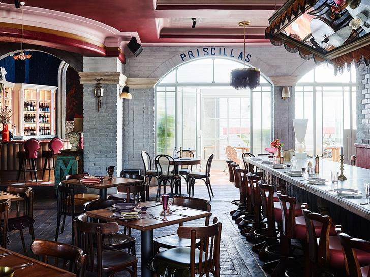 Ресторан The Imperial Hotel открылся после реставрации в Сиднее (фото 2)
