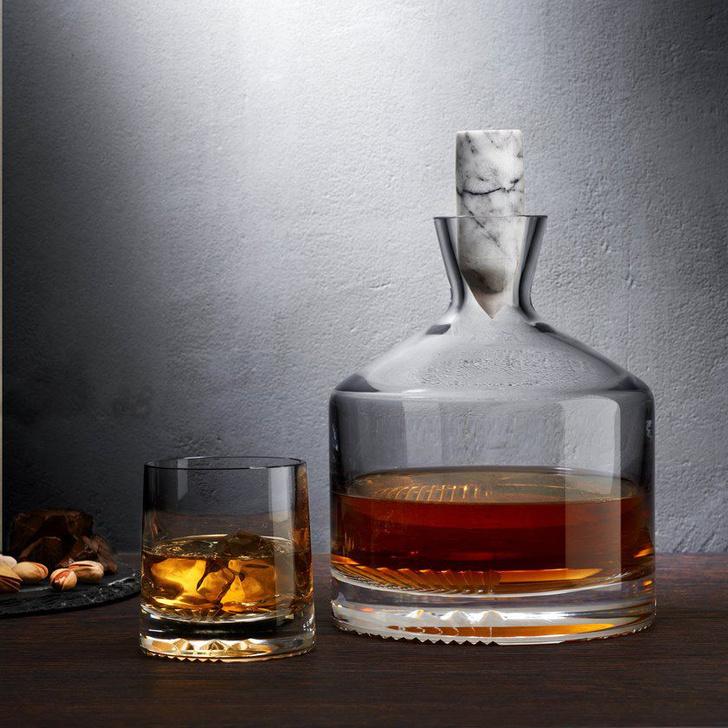 Wisky bar: лучшие графины и бокалы для виски (фото 3)
