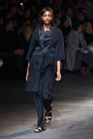 Показы мод Givenchy Весна-лето 2014 | Подиум на ELLE - Подиум - фото 3676