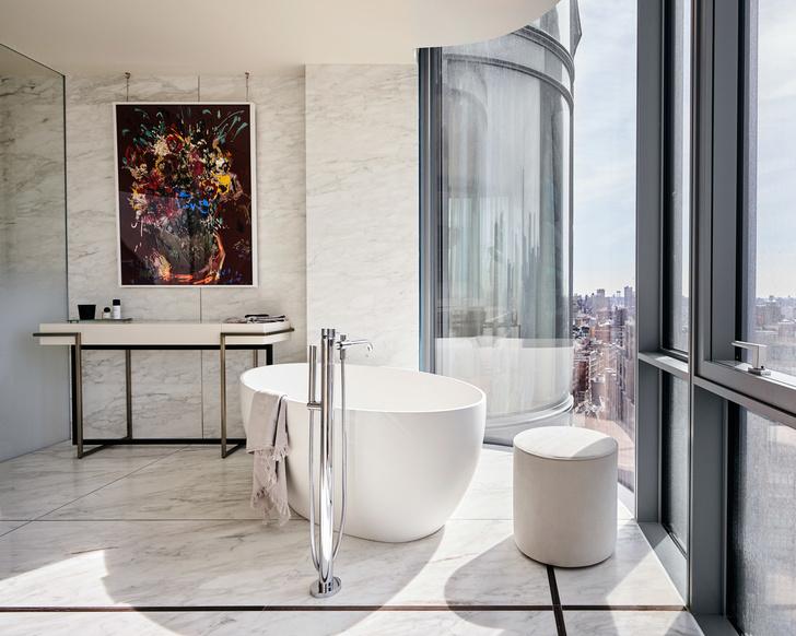 Жилой комплекс 565 Broome Soho в Манхэттене по проекту Ренцо Пиано (фото 9)