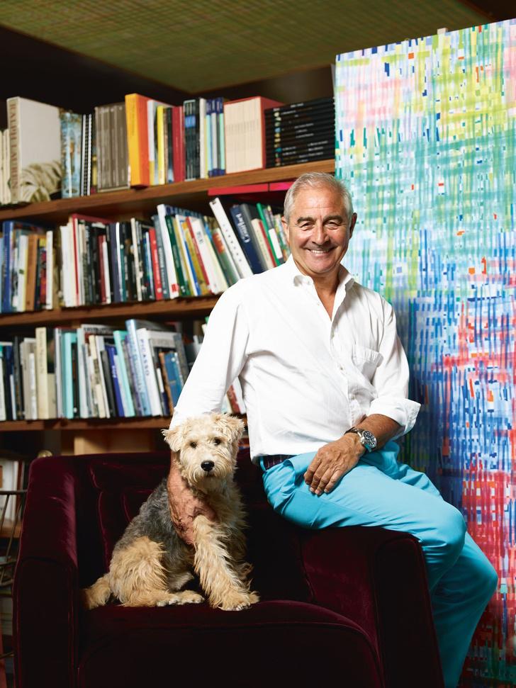 Известные дизайнеры и их собаки (фото 20)