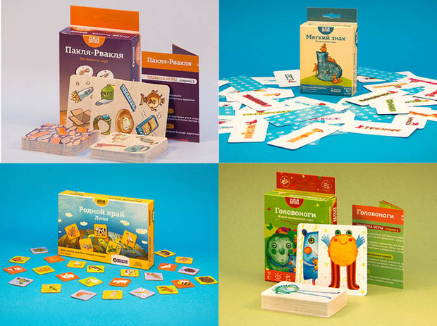 Настольные игры от издательства «Простые правила»