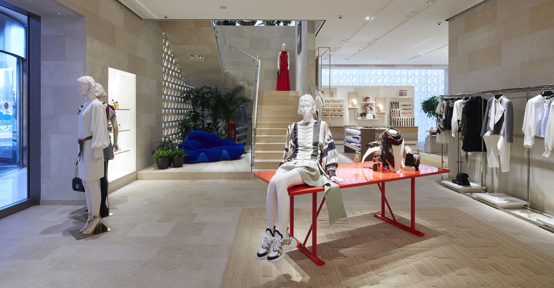 0628de896582 Первый бутик Valextra в Майами | ELLE Decoration