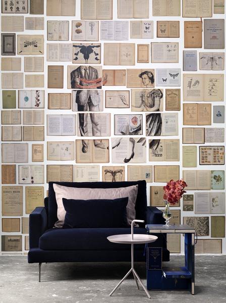 Новая коллекция обоев голландской марки NLXL | галерея [1] фото [3]