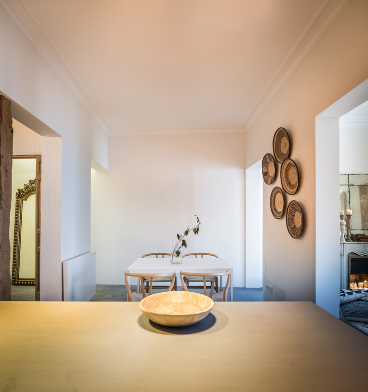 Новая жизнь старого дома в Мадриде (фото 13)