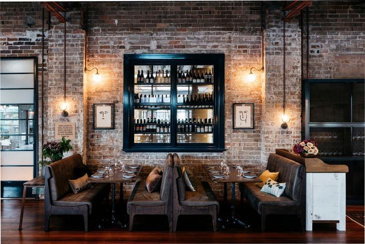 Ресторан-конструктор в пригороде Сиднея (фото 10)