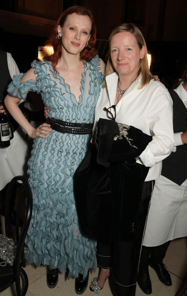 Правило двух «Б»: благотворительность и бриллианты — роскошные гости вечеринки Наоми Кэмпбелл (фото 4)