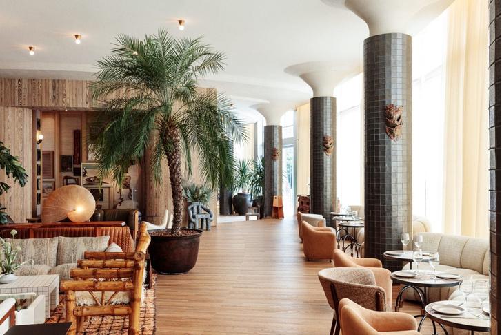 Бутик-отель Santa Monica Proper по проекту Келли Уэстлер (фото 12)