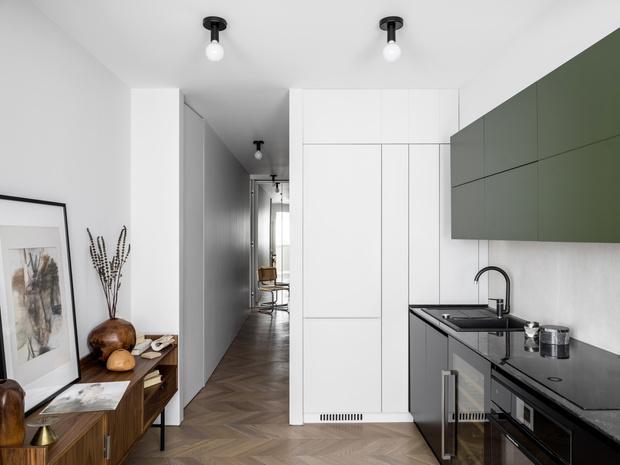 Задай вопрос эксперту: как разместить на кухне 9 м² технику (фото 3)