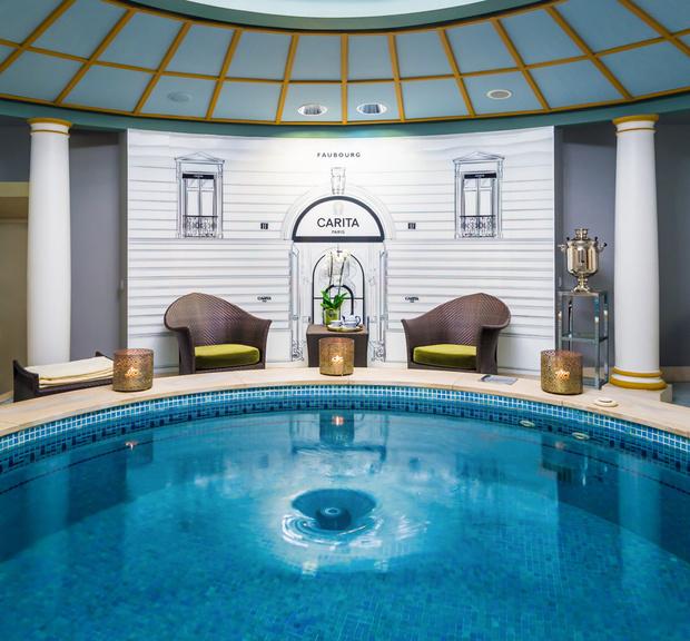 Carita в Гранд отеле «Европа»