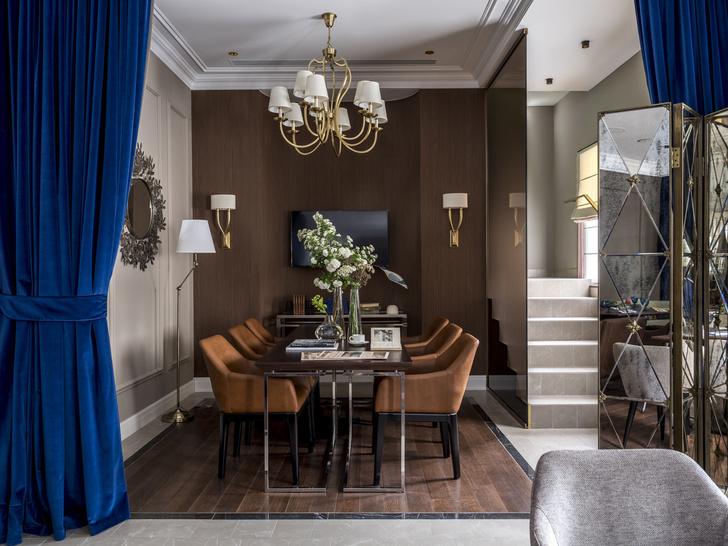 Дизайн-отель Chekhoff Hotel Moscow (фото 10)