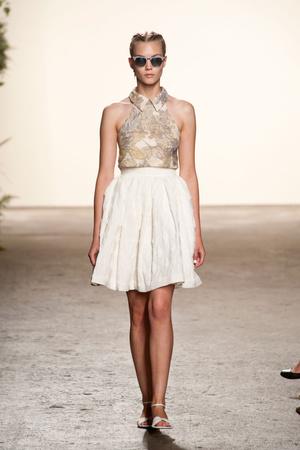 Показы мод Honor Весна-лето 2013 | Подиум на ELLE - Подиум - фото 1329