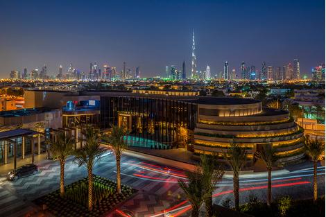 Где остановиться в Дубае | галерея [1] фото [12]
