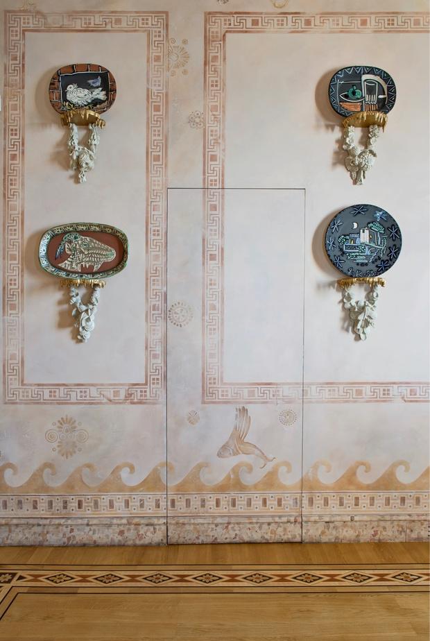 Вилла в Сорренто в античном стиле (фото 13)