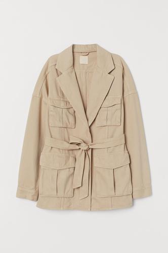 Сафари-куртка — идеальная вещь для весенних прогулок. Вот 15 вариантов (фото 7.2)
