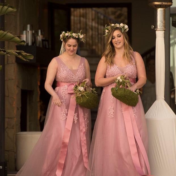 Эми Шумер вышла замуж (фото 10)