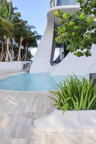 Первый жилой небоскреб по проекту Zaha Hadid Architects в Майами (фото 5.1)