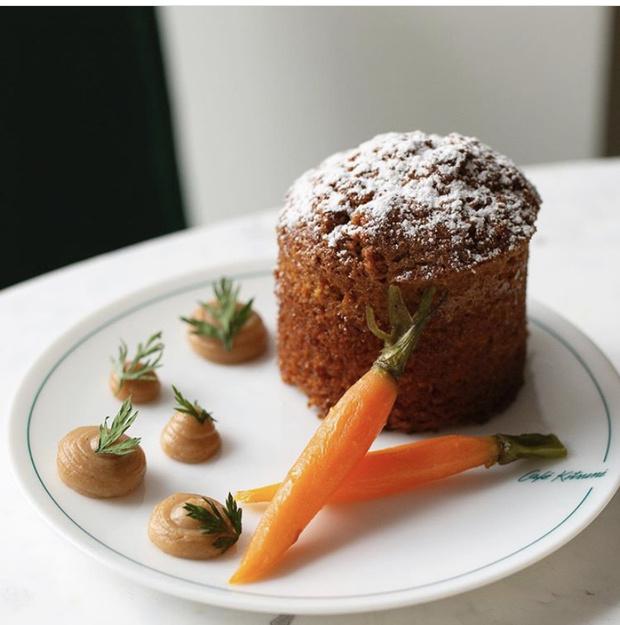 Новый день —  новый рецепт: готовим морковный кекс как в Café Kitsuné (фото 1)