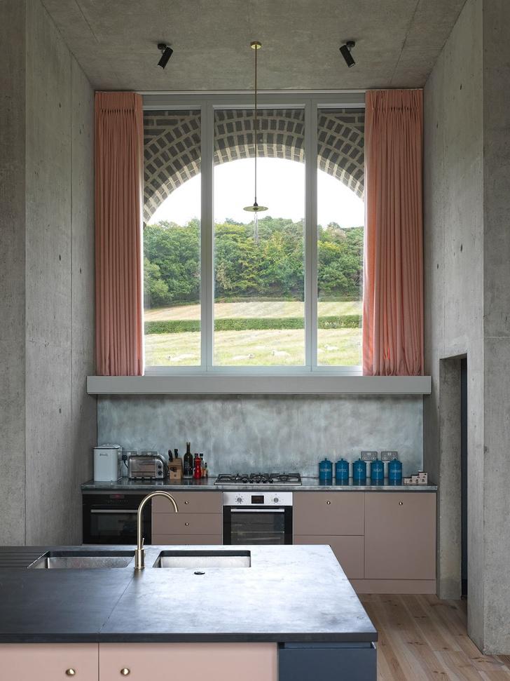 Дом архитектора Адама Ричардса в Западном Сассексе (фото 6)