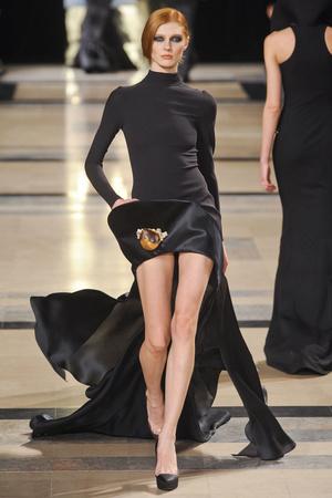 Показ Stephane Rolland коллекции сезона Весна-лето 2011 года Haute couture - www.elle.ru - Подиум - фото 215996