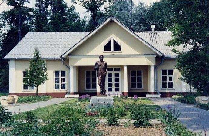 10 домов, где написаны бестселлеры   галерея [8] фото [1]