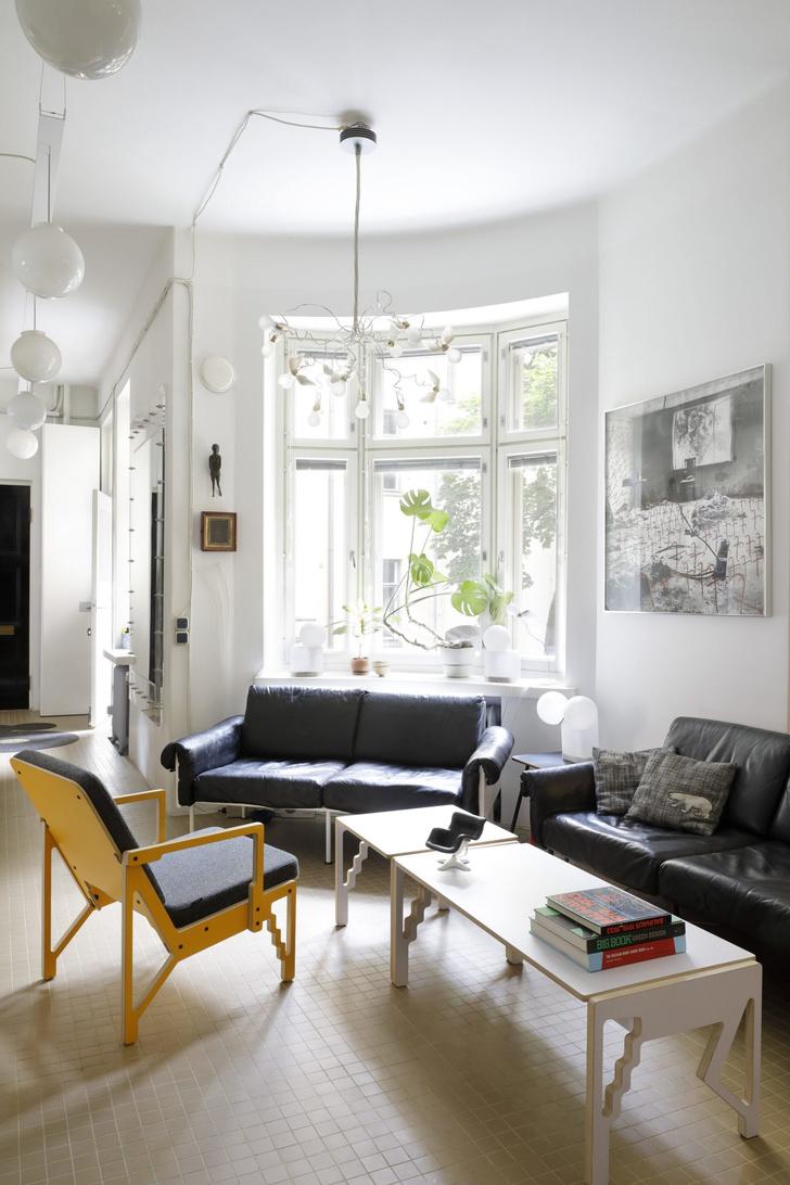 Квартира-студия творческой пары в Хельсинки (фото 16)