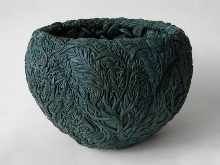 Керамист Хитоми Хосоно: сложная красота растений (фото 14)