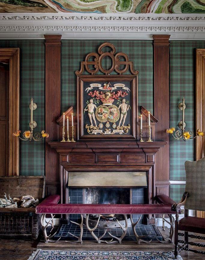 Отель в старинном охотничьем домике в Шотландии (фото 2)