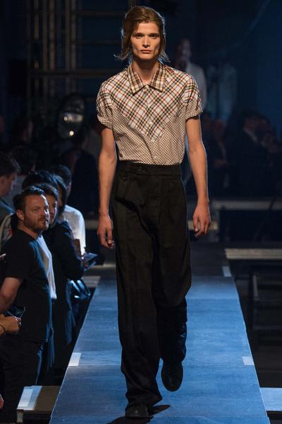 Неделя мужской моды в Париже: лучшие показы | галерея [2] фото [18]