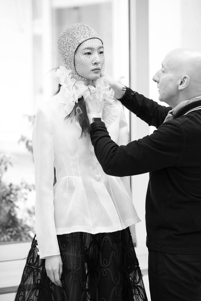За кулисами: как создавалась кутюрная коллекция Dior SS 2019 (фото 3)