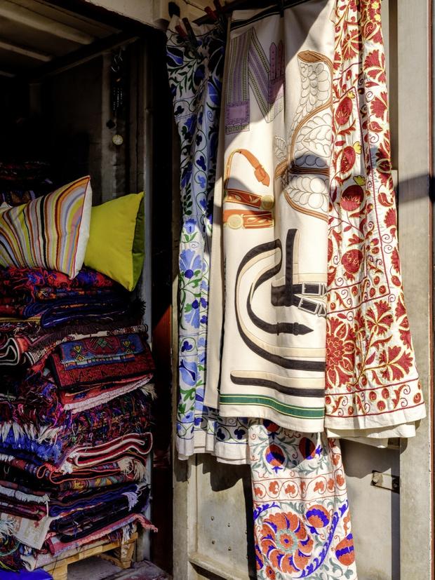 Сказка странствий: самые модные ковры сезона (фото 3)