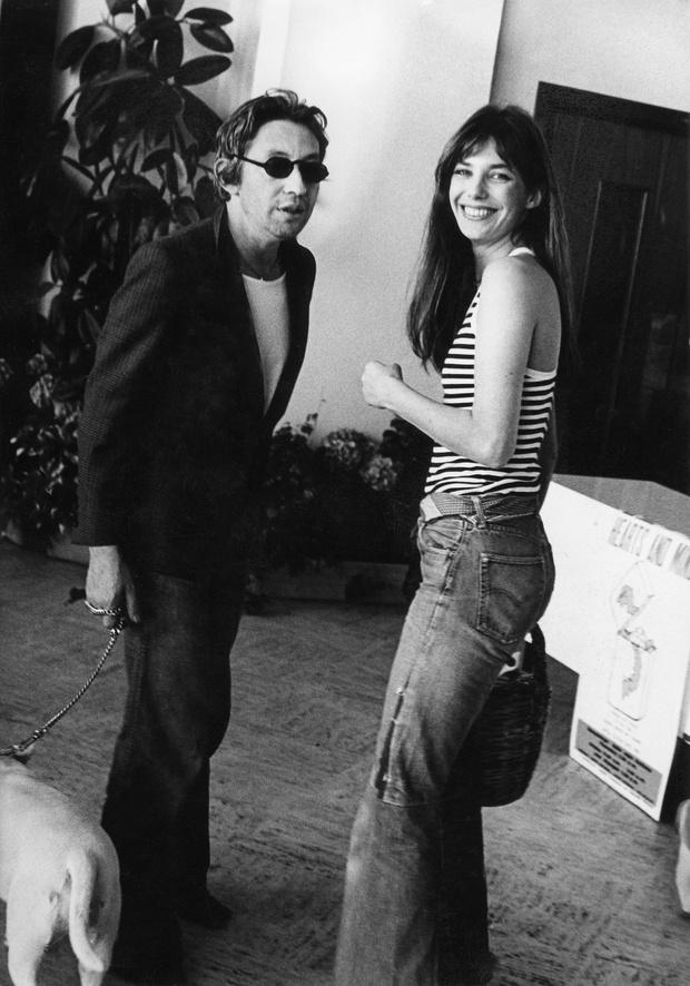 Серж Генсбур и Джейн Биркин — самая стильная пара своего поколения. И вот почему (фото 5)