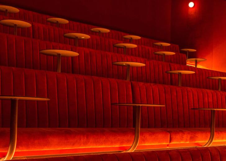 Ретро-кинотеатр в Мадриде: проект студии Plantea (фото 6)