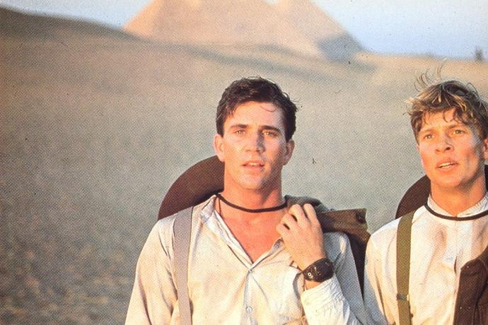 «Галлиполи» (Gallipoli), 1981 фильм трейлер