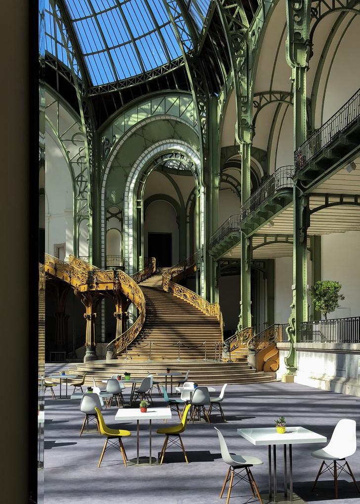Марина Брагинская о Парижской биеннале антиквариата (фото 3)