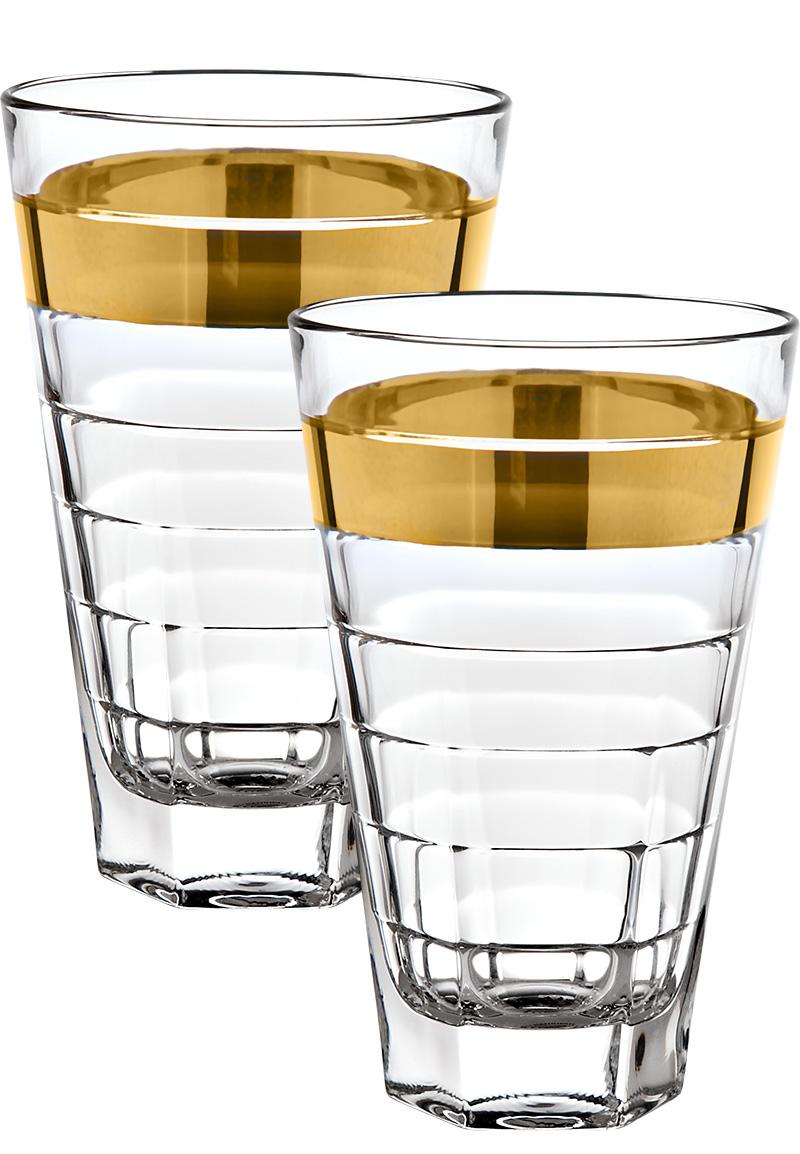 Набор из двух стаканов для воды «Багетт», Vidivi, «Дом Фарфора», 766 руб.
