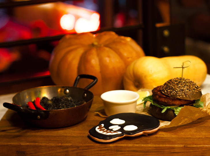7 самых страшных блюд к Хэллоуину фото [5]