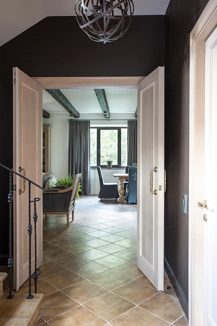 Как сделать дом в бельгийском стиле и сэкономить бюджет? фото [5]